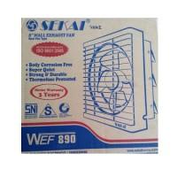 "Exhaust Fan type Wall ukuran 8"" (20 cm)- Sekai WEF 890 - harga Hemat !"