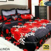 sprei my love california rosalinda/sprei my love/sepre/bed cover