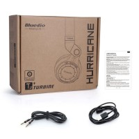 Original Bluedio T2 + Turbine Hurricane Wireless Bluetooth Headphone