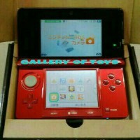 NINTENDO 3DS CFW +32GB FULL GAME