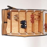 harga Anya-living Rs 006 - 7t Shoe Rack - Brown Tokopedia.com