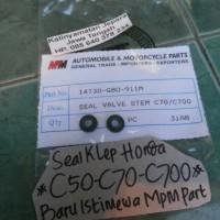 Seal Klep Honda C50-C70-C700 SuperCup