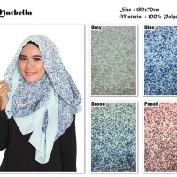 Jual Marbella | Spots Abstrak | Ombre Viscose | Hijab/Pashmina/Kerudung Murah