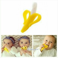 NUBY Baby Banana Teething Toothbrush Infant teether