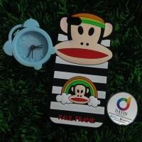 Rubber Case Paul Frank iPhone 5/5s
