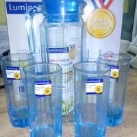 harga Luminarc octime beverage set 5pc separuh harga Tokopedia.com