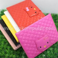 SALE Case iPad 2/3/4 Hello Kitty Chanel Case for iPad