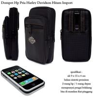 Dompet HP pria harley davidson import