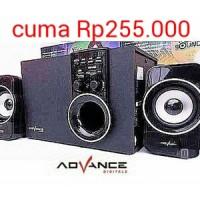 speaker advan m180BT