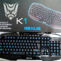 Rexus Keyboard Gaming K1