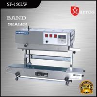 Mesin Penyegel / Continuous Band Sealer Vertical Powerpack sf-150LW