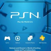 Playstation Network PSN Card IDR Rp 200.000 - Reg 3
