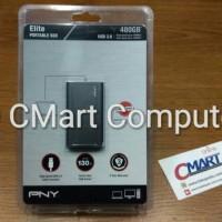 PNY Elite SSD Portable 480GB Eksternal External USB 3.0
