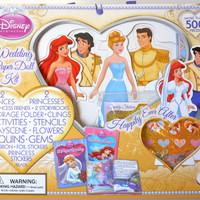 Disney Princess Wedding Paper Doll Kit