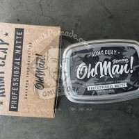 Ohman Clay (Ohman Pomade Army Clay)