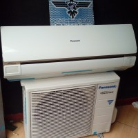 AC SPLIT MERK PANASONIC INVERTER 1PK