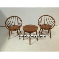 kursi teras jati (Furniture,kursi tamu,lemari, bufet,meja makan)
