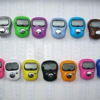 Tasbih Digital Jari (Tasbih Digital Cincin, Stopwatch, Tasbih)