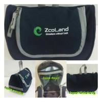 Wash Bag Zcolan || ORIGINAL Cocok Buat Traveller/Backpacker