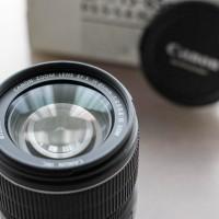 LENSA CANON EFS 15-85 mm f3.5-5.6 IS USM (box