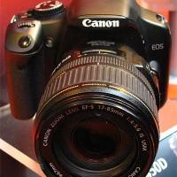 Promo Akhir tahun Camera Canon DSLR Eos 550D + kit Lensa 18-55mm New