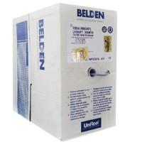 KABEL LAN BELDEN CAT5 / CAT 5 / CAT5E / CAT 5 E 1000 Ft / 1000 Feet