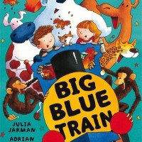 Buku Bahasa Inggris Anak Import | Big Blue Train (Ben & Bella)