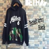 sweater matchbet army/sweater /jaket murah