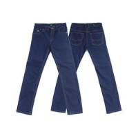 Bawahan Celana Panjang Jeans Biru Dimostore