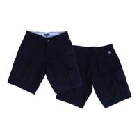 Bawahan Celana Pendek Jeans Biru Dongker Navy Dimostore