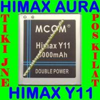 Baterai Himax Aura Y11 MCOM M COM Batrai Batre Battery Batere