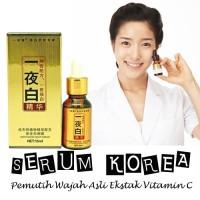 Serum korea/ Serum magic white/ one night whitening serum/ serum white