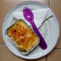 Cheesy Macaroni Schootel