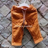 H&M kids / boys velvet brown pants (celana anak)