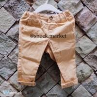 H&M kids / boys brown chino pants (celana anak)