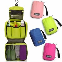 Tas Toilet - Travel Mate Toilet Organizer Bag