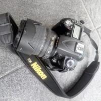 Kamera DSLR Nikon D90