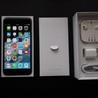 iPhone 6 Plus Space Grey 64GB GARANSI 1 TAHUN INTERNATIONAL