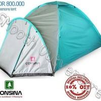 harga Tenda consina magnum 4 diskon 10% Tokopedia.com