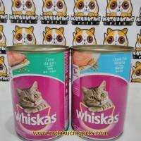 harga Makanan Kucing Whiskas Can 400gr Tokopedia.com