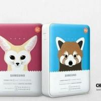 Jual Samsung Universal Battery Pack 8400mah Power bank Animal Murah