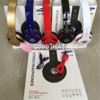 harga Handset Handphone Earphone Dj Bluetooth Samsung Stn -16 Bs Slot Micro Tokopedia.com