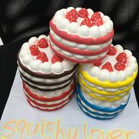 SQUISHY KUE TART/SQUISHY CAKE SUPER JUMBO