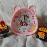 Jam Karakter Hello Kitty