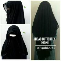 Niqab Butterfly | Cadar Purdah