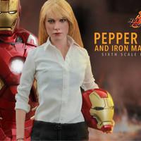 HT iron man mk 9 + paper pots
