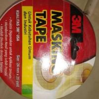 3m masking tape 24mm x 20 yard