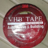 3m VHB double tape 12mm X 4'5m