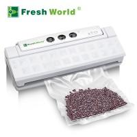 Vacuum Sealer/ Mesin Pengemas Vakum FRESH WORLD TVS-2013 (Basah bisa)