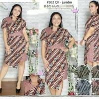 harga Dress Batik Kerah Shanghai Sincia Imlek Cheongsam Jumbo Big Size Besar Tokopedia.com